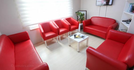 Bartın Diş Kliniği Bekleme Salonumuz 3